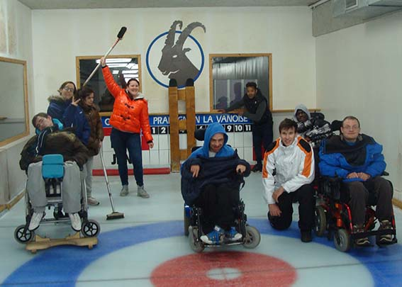 curling group LD